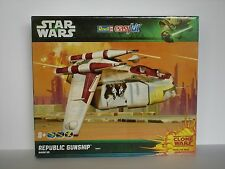 STAR WARS Republic Gunship (Clone Wars) - Easykit - Revell 06687