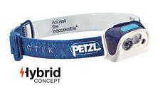 Lampe Actik Hybride 300lm BLEU Petzl  neuve souys blister