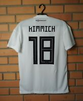 Germany Kimmich Jersey 2017 2018 Home S Shirt Adidas Football Soccer Trikot