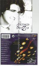 CD--ANTONIO OROZCO | --UN RELOJ Y UNA VELA