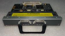 Cisco PA-2CE1/PRI-120 Port adapter router 2x Channelized E1 / ISDN PRI ports