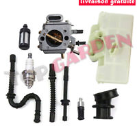 Carburateur Kit Filtre à Air pour Stihl 029 MS290 039 MS390 # 1127 120 0650