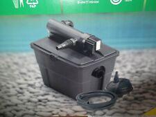 TTFilter Set Bio Teichfilter 90000l 24W UVC Klärer SuperEco Pumpe 25m Schlauch 1