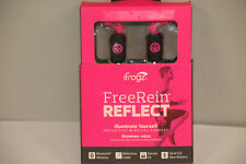 iFrogz FreeRein Reflect Wireless Bluetooth Earbuds - Pink