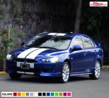 Decal Sticker Full Stripes for Mitsubishi Lancer Evo X Atmosphere Lamp Tint Kit