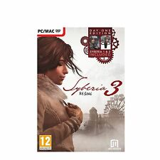 Syberia 3 PC Game - Brand New!