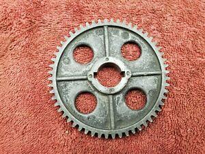 "Atlas Craftsman 10"" 12"" Metal Lathe 56A Threading Change Gear 56 Tooth  Ref. W"