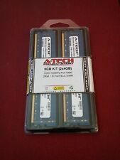 8GB KIT 2 x 4GB SODIMM DDR3 NON-ECC PC3-10600 1333MHz Ram Memory
