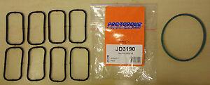 Protorque Inlet Manifold Gasket SET for Holden Commodore VE HSV LS1 LS2 LS3 LSX