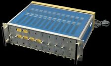 Action Instruments 10-Slot Mainframe w/10x Unipak Up10 Tc/Dc Transmitter Module