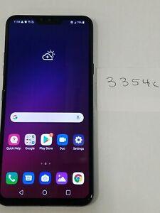 LG V40 ThinQ - LM-V405 - 64GB - Aurora Black (Sprint - Unlocked) (3354c)