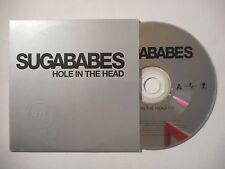 SUGABABES : HOLE IN THE HEAD ♦ CD SINGLE PORT GRATUIT ♦