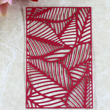 Metal Cutting Stencil Scrapbook Paper Cards Craft Embossing DIY Die-Cut DC-84