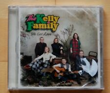 CD KELLY FAMILY  We got Love  NEU !! Fell in love with an alien An angel Why OVP