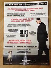 Filmposter * Kinoplakat * A1 * Er ist wieder da * 2015 * B * David Wnendt