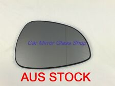 RIGHT DRIVER SIDE FORD FIESTA 2009 + MIRROR GLASS WITH BACK PLATE
