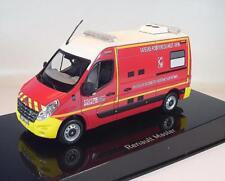 Norev 1/43 Renault Master (2011) Pompiers VSAV OVP #2624