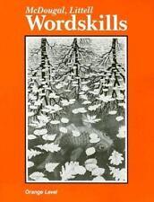 McDougal Littell Word Skills: Wordskills (1999, Paperback, Student Edition of T…