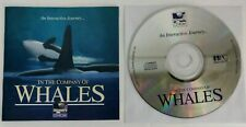 In the Company of Whales Discovery Channel Interactive Cd Rom-Cd & Inserts Only