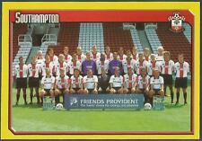 MERLIN 2000-FA PREMIER LEAGUE 2000- #386-SOUTHAMPTON TEAM PHOTO-MEGA STICKER