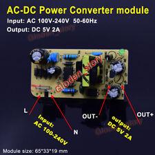 AC-DC 2A AC 110V 220V 230V 240V to DC 5V Converter Switching Power Supply Board