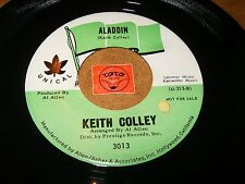KEITH COLLEY - ALADDIN - CUANDO LA LUNA   / LISTEN - TEEN ROCK POPCORN