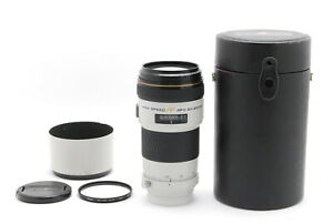 """""""Near Mint"""" Minolta AF Apo Tele Zoom 80-200mm f2.8 for SONY A Lens From JAPAN 16"""