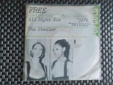 "FREE - All Right Now / The Stealer - Single 7"" - 1973"