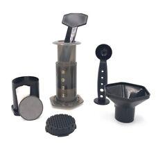 350ml Filter Glass Espresso Coffee Maker Portable Cafe French Press Coffee Pot