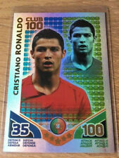 Match Attax Cristiano Ronaldo Club Einhundert World Cup 2010 Club 100 boosterfr.