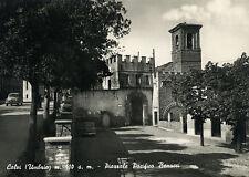 * Calvi ( Umbria ) m.410 s. m. Piazzale Pacifico Benucci * Viaggiata Anno 1982