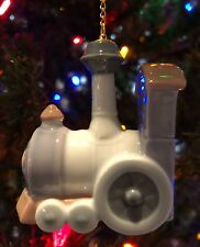 Lladro Locomotive Train Locomotora Engine Porcelain Ornament w/Box