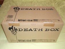 DEATH NOTE DEATH BOX complète Officiel Japan / new + occasion TBE /à voir!