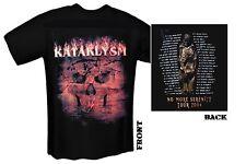 KATAKLYSM - Serenity Tour - T-Shirt - Größe / Size XL - Neu