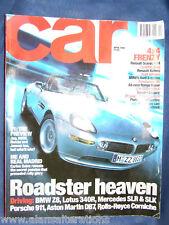 CAR Magazine April 2000 BMW Z8