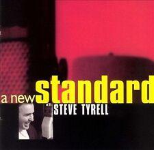 Steve Tyrell : A New Standard CD (2000) HTF