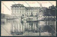 Verbania Isola Bella cartolina C9621 SZA