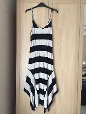 Ladies Next Summer/party Dress Hankerchief Hemline.  size 12 New Without Tags