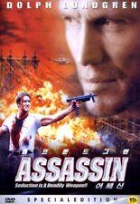 Hidden Assassin, The Shooter / Dolph Lundgren (1995) - DVD new