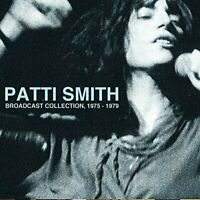 PATTI SMITH - BROADCAST COLLECTION 1975-1979  11 CD NEU