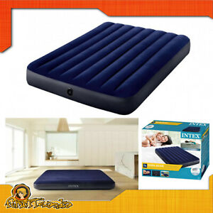 Mattress Intex Classic Downy FT Dura-Beam Standard a To Square And Half 1/2 New