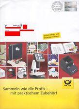 Plusbrief Kreativ Deutsche Post Philatelie 28.10.2015