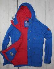 PENFIELD HPC1000 HUDSON VINTAGE BEAUTIFUL BLUE JACKET MAN SIZE XL