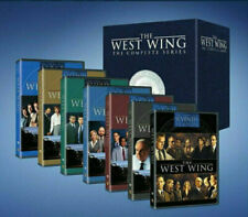 The West Wing:Complete Series Collection (DVD,2017,45-Disc Set,Seasons 1-7) NEW