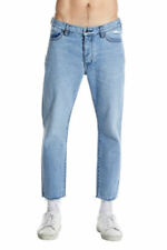 Regular Size Classic Fit, Straight 28L Jeans for Men