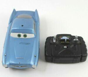 Disney Pixar Cars 2 Finn McMissile Remote Control R/C Vehicle Airhogs