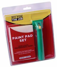 "FFJ Click System Paint Pad 6"" x 4"" Inch The Easy Way To Paint No Mess (FFJCSPP)"