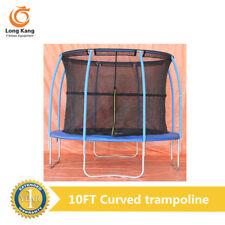 10FT Kindergarten Trampoline Direct Manufacturer Sales Reinforced Frame