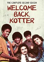 Welcome Back Kotter: The Complete Second Season [New DVD] Boxed Set, Full Fram