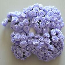 Diorröschen 12er Bund Satinröschen Rose Hochzeit hell blau